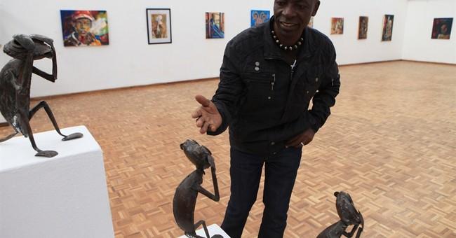 Despite challenges, Zimbabwe showcases artists in Venice