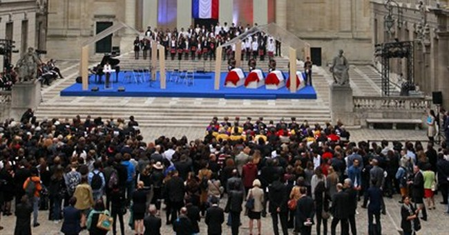 Figures of French Resistance inducted into Paris Pantheon