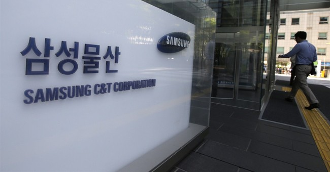 Corporate maneuver at Samsung strengthens heir's influence