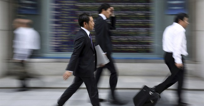 Stocks cautious over Greece, China notches another big gain