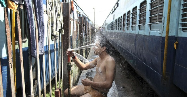 Sweltering temperatures in India leave 750 dead in 5 weeks