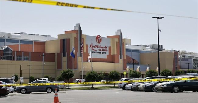 Cops fatally shoot man who killed ex outside New York casino
