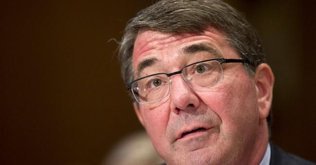 Pentagon chief's take on Iraqis undercuts Obama's strategy