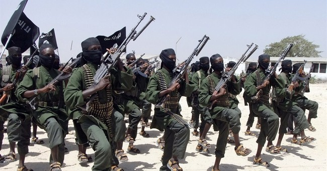 Police: 5 wounded in militant attack on Kenyan police