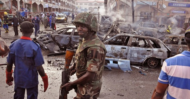 UN says alarming spike in female suicide bombings in Nigeria