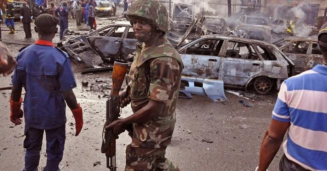 UN says alarming spike in female suicide bombings in Nigeria