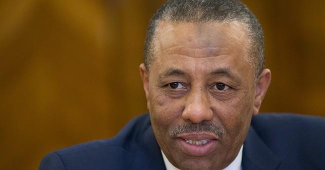 Gunmen try to kill Libya's recognized prime minister