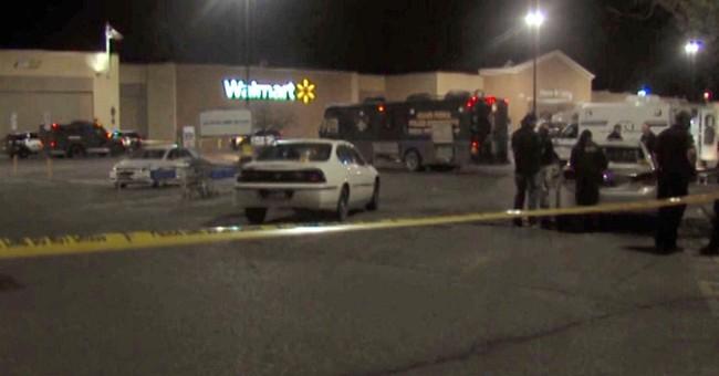 Gunman in North Dakota Wal-Mart shooting used personal gun