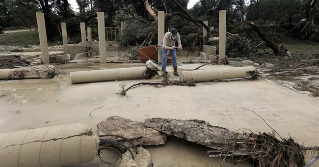 Floodwaters deepen in Houston after city gets more rain