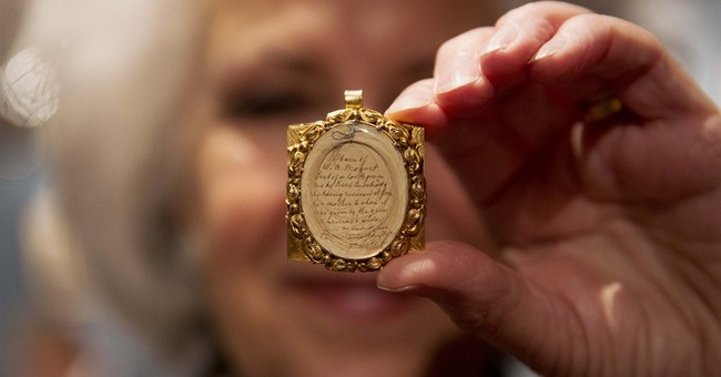 Lock of Mozart's hair going under the hammer at Sotheby's