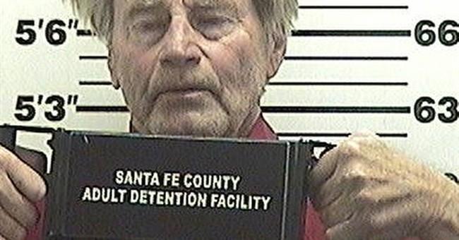Actor Sam Shepard arrested for drunken driving in Santa Fe