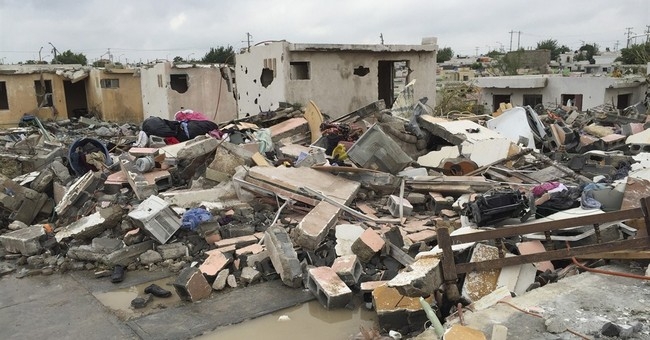 Death toll in Mexico tornado rises to 14, 4 missing