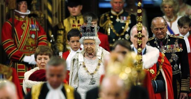 UK's Cameron outlines EU vote plan in Queen's Speech