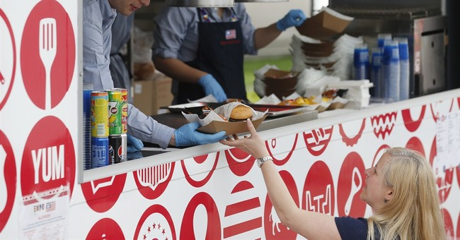 Challenging European notions of American  food at Milan Expo