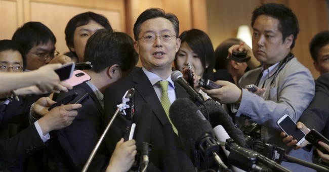 Envoys from S. Korea, US, Japan discuss N.Korean nuke threat