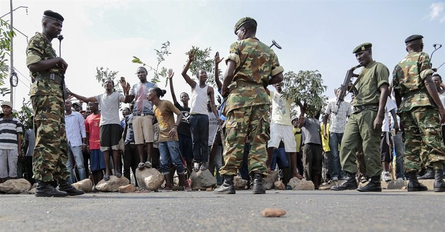 Burundi urges citizens to donate money to pay for elections