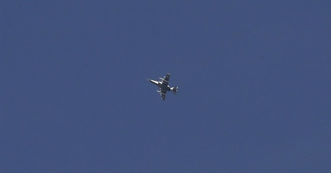 Analysis: Against IS, airstrikes may not suffice