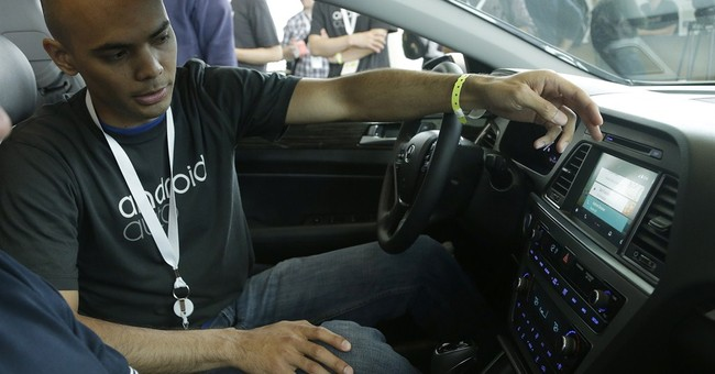 GM to offer Android, Apple systems in many 2016 models