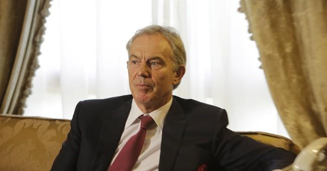 APNewsBreak: Quartet Mideast envoy Tony Blair resigns