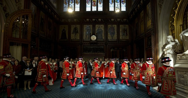 Eccentric, centuries-old customs at Queen's Speech