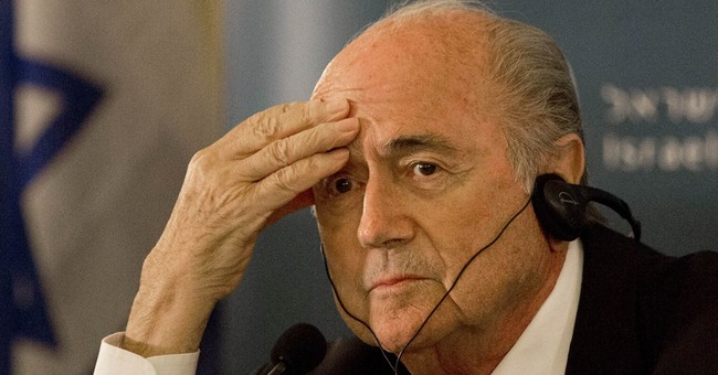 FIFA's commercial partners urged to make their voices heard
