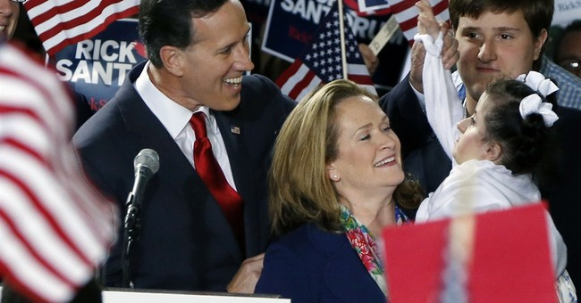 Rick Santorum announces second White House run