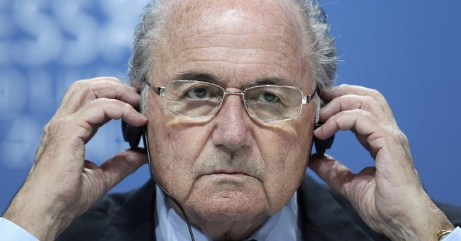 Blatter calls crisis meeting, skips 3rd public appearance
