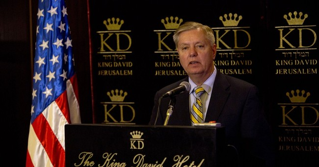 US Senator Graham in Israel ahead of likely presidential bid