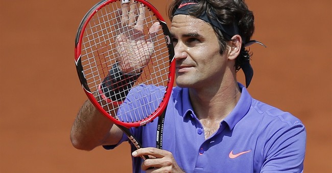 The Latest: Nishikori going places at the French