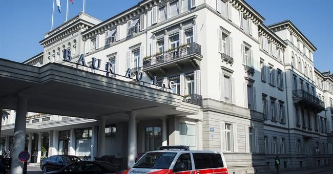 US, Swiss timed FIFA raids for maximum effect