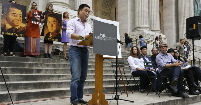 US, Chinese authors protest major book fair, censorship