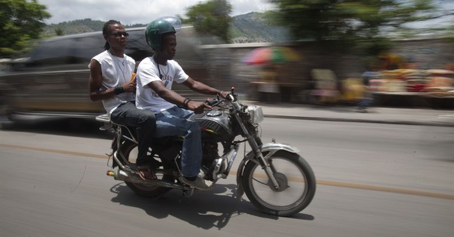 Cheap motorbikes bring opportunity and chaos to Haiti