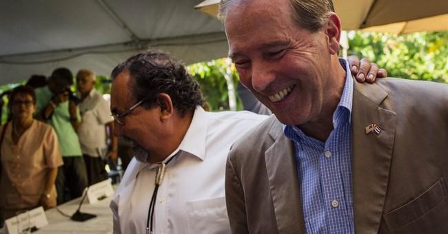 US senator in Cuba says normal relations 'weeks away'