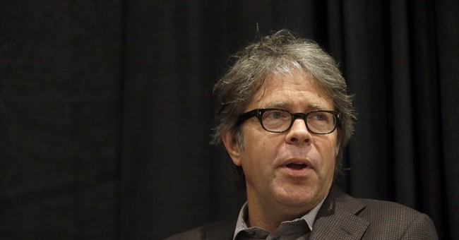 Jonathan Franzen talks up, and around, his new novel