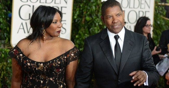 Denzel Washington's daughter Olivia makes NYC stage debut