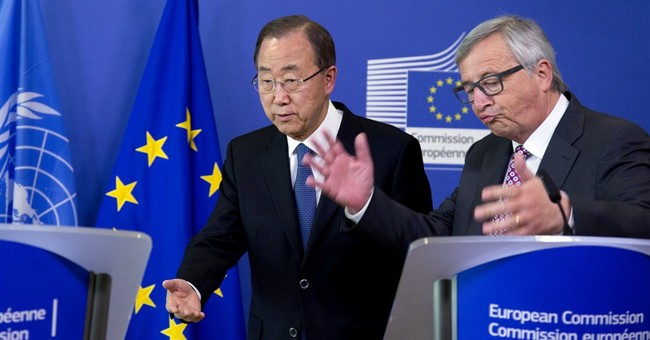 EU migration plans under fire from UN chief, member states
