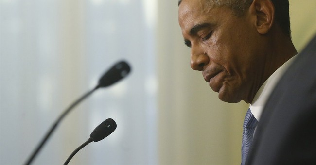Obama meets with family of reporter killed by Islamic State