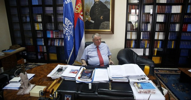 AP Interview: Serb far-right leader to fight extradition