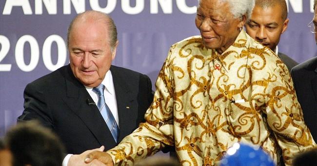 Former SAfrican president issues denial in WCup bid scandal