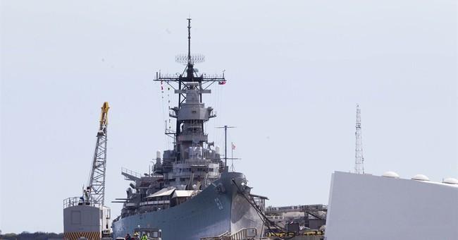 USS Arizona Memorial dock repairs expected to take a week