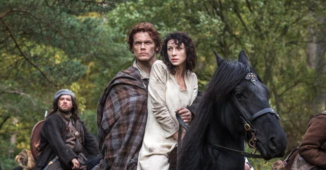 'Outlander' finale: responsible violence in drama