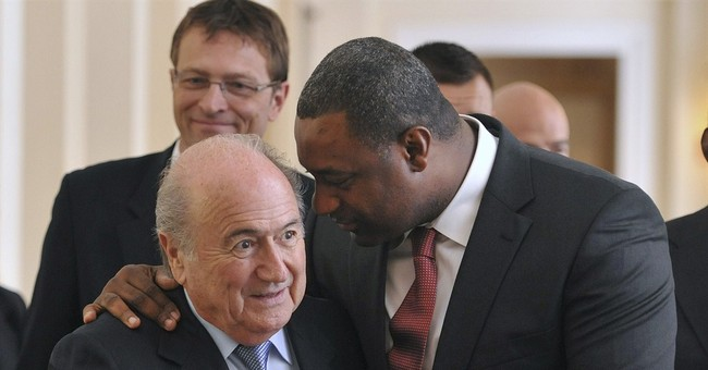 Visa becomes first FIFA sponsor to warn it could jump ship