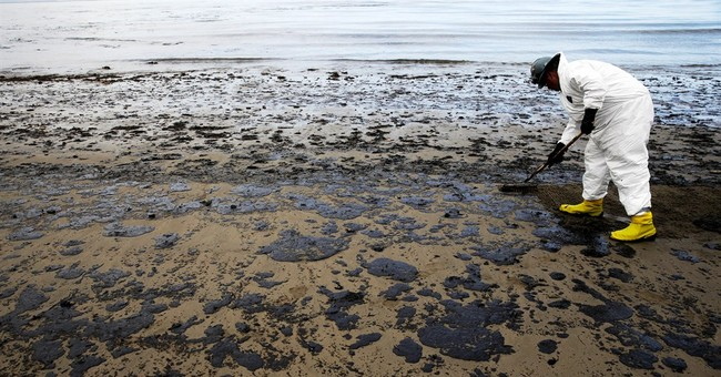 Coast Guard defends cleanup response to California oil spill