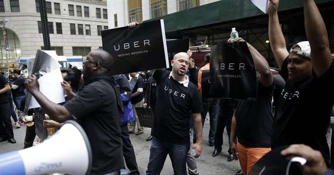 Uber, Lyft push back against proposed NYC regulations