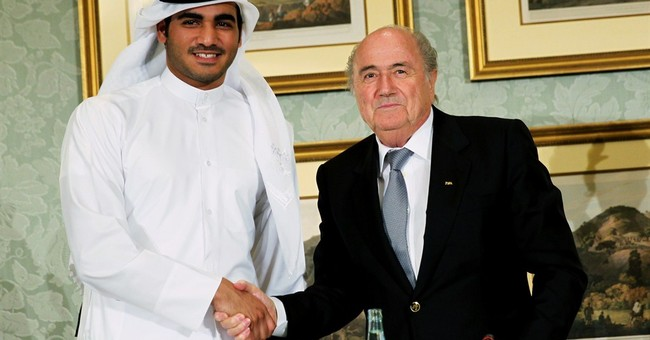 2022 World Cup host Qatar stays silent on FIFA probes