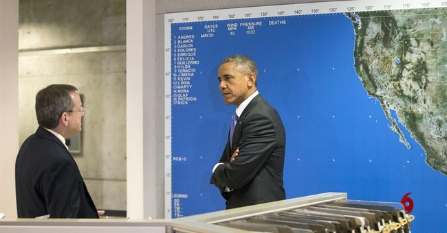 Obama  says TX, OK  storms a reminder to prep for disasters