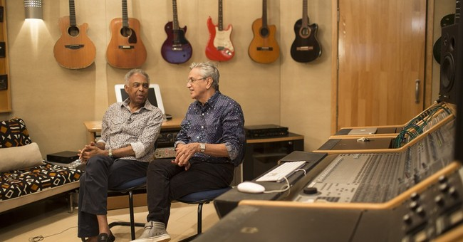 At 72, Brazilian stars celebrate half-century of friendship