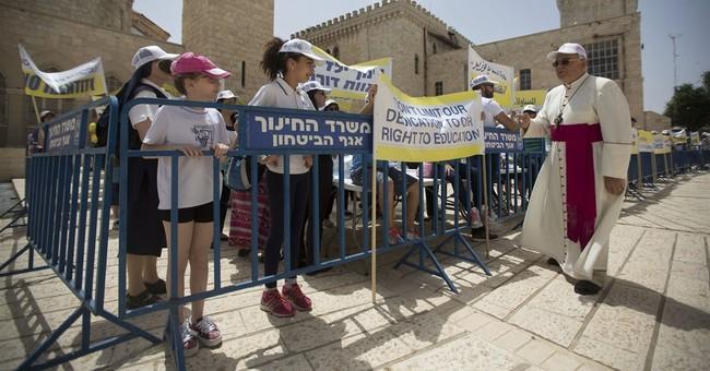 Christian schools in Israel say budget cuts hurt community