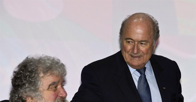 Ahead of FIFA election, sponsor Visa threatens to pull out