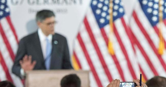 US presses Europeans at meeting to solve Greek crisis
